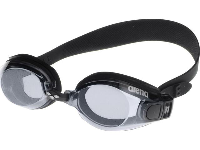 arena Zoom Neoprene Goggles black-clear-black